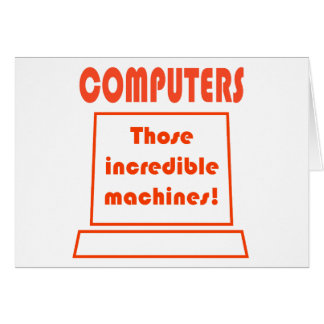 computers card