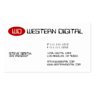 COMPUTERS & INTERNET BUSINESS CARD
