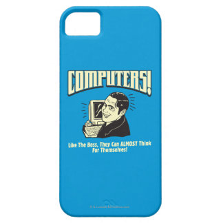 Computers: Like the Boss iPhone 5 Covers
