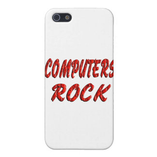 Computers ROCK Covers For iPhone 5
