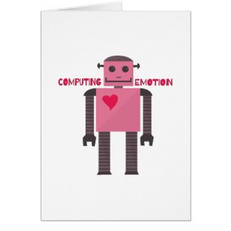 Computing Emotion Card