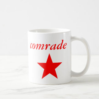 Comrade Coffee Mug