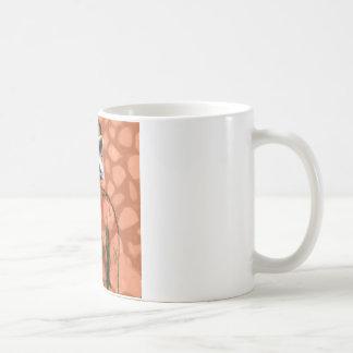 Comrade raccoon coffee mug