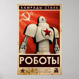 Comrades of Steel Print