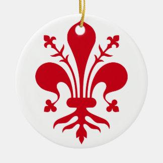 Comune di Firenze Ceramic Ornament