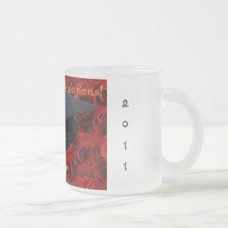 Con-GRAD-ulations! New Grad Coffee Mugs