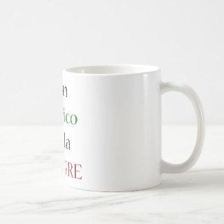 Con Mexico En La Sangre Coffee Mugs