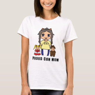 Con Mom T-Shirt