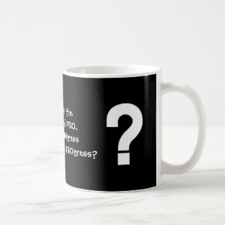 CON vs PRO Coffee Mug