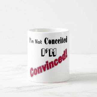 Conceited Coffee Mug