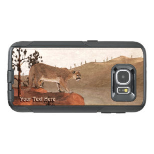 Concentration - Cougar OtterBox Samsung Galaxy S6 Case