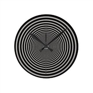 concentric circle: monotone clocks