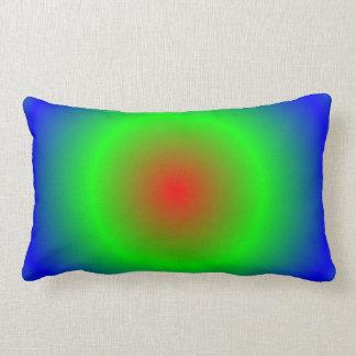 Concentric Circles #22 Lumbar Cushion