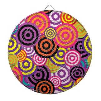 Concentric Circles #2 Dartboard
