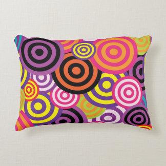 Concentric Circles #2 Decorative Cushion
