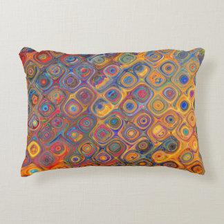 Concentric Circles Decorative Cushion
