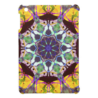 Concentric Lines of Color iPad Mini Covers