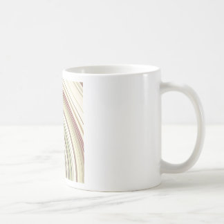 Concentric Rings Abstract Coffee Mug