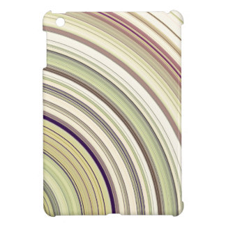 Concentric Rings Abstract Cover For The iPad Mini