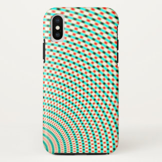 Concentric waves iPhone x case