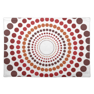 Concentricity American MoJo Placemat