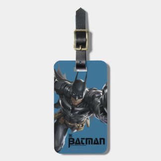 Concept Batman With Batclaw Bag Tag