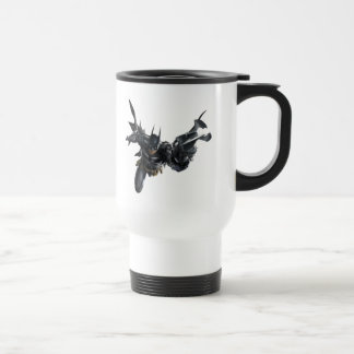 Concept Batman With Batclaw Travel Mug