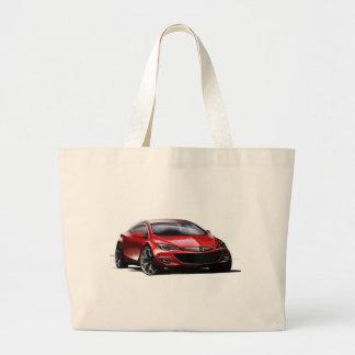 Concept Car Tote Bag