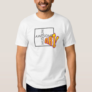 Concept logo design for a new museum t shirts