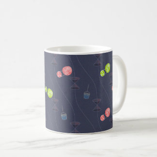 Concepts of the Genaral Relativistic Space-times Coffee Mug