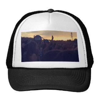 Concert hat