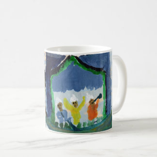 Concert in the mountains mug