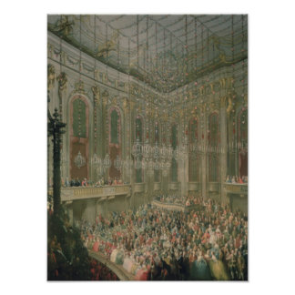 Concert in the Redoutensaal Poster