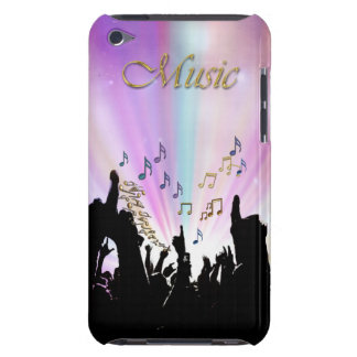 Concert Music iPod Touch Case ~ Barely There