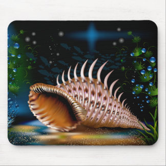 Conch Mouse Pad
