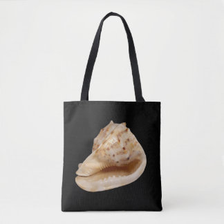 Conch Shell All Over Print Tote Bag