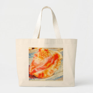 Conch Shell Beach Tote