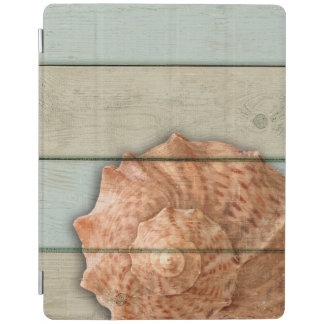 Conch Shell iPad Cover