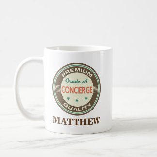 Concierge Personalized Office Mug Gift