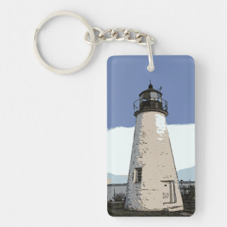 CONCORD POINT LIGHT KEY RING