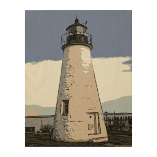 CONCORD POINT LIGHT WOOD WALL DECOR