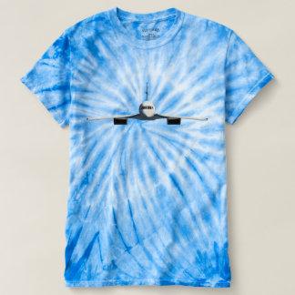 Concorde tie dye vortex T-Shirt
