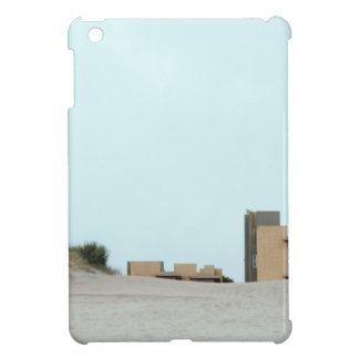 Concrete and sand iPad mini cover