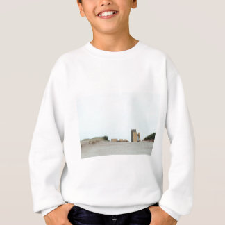 Concrete and sand sweatshirt