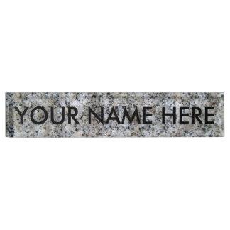 CONCRETE! (architectural texture) ~ Nameplate