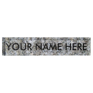 CONCRETE! (architectural texture) ~ Nameplates