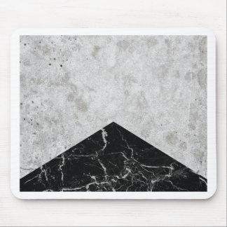 Concrete Arrow Black Granite #844 Mouse Pad