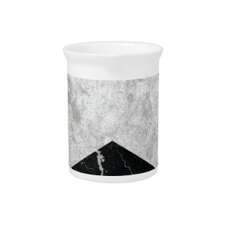 Concrete Arrow Black Granite #844 Pitcher