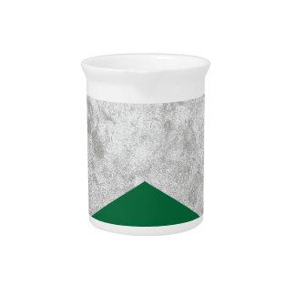 Concrete Arrow Forest Green #326 Pitcher