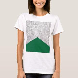 Concrete Arrow Forest Green #326 T-Shirt